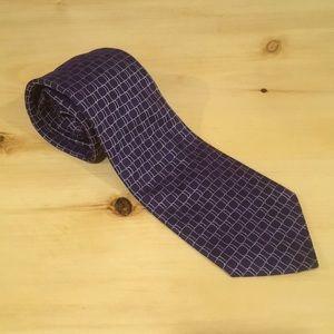 2/$15 - Hudson Room Purple Tie